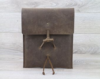 Leather Tablet Case Leather iPad Case Leather Tablet by nivisto