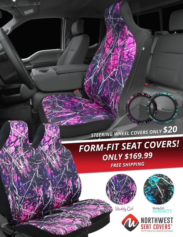 NW Seat Covers Presents The 1 Choice Universal