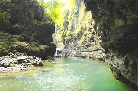 Green Canyon: Keajaiban Alam Tiada Tara