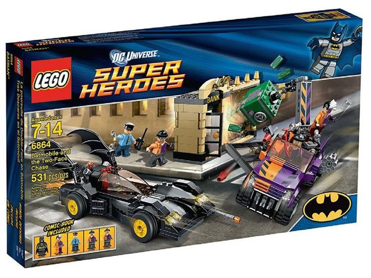 lego batman 2 toys - Google Search
