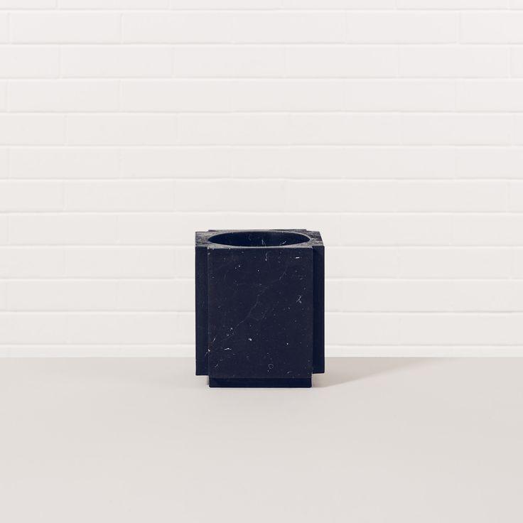 Cross vase by Michael Verheyden