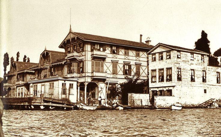 Paşabahçe İskelesi / 1910 http://ift.tt/1sYxjGc