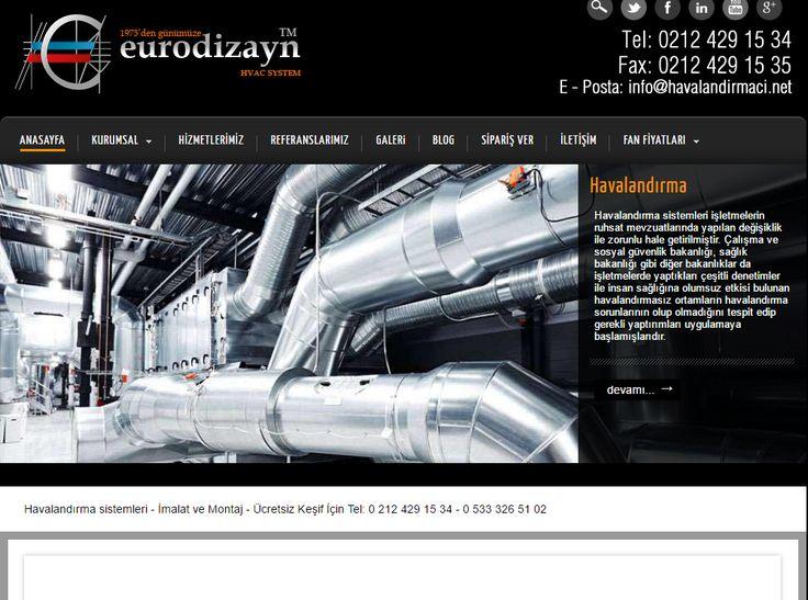 www.havalandirmaci.net Havalandırma sistemleri , Havalandırma fanları , Havalandırma firmalari