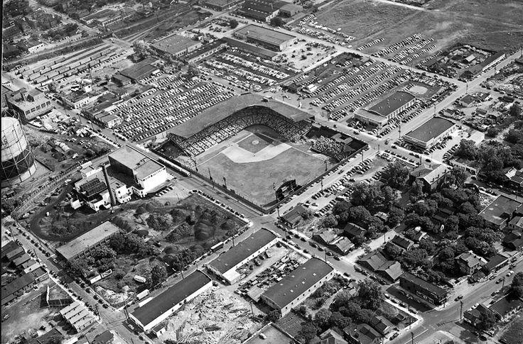 1950 Sulpher Dell Stadium Nashville, TN