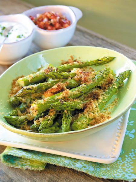 Spargel Rezept (Grilled Vegetable Recipes)
