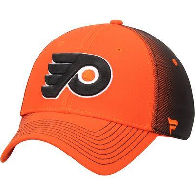 Philadelphia Flyers Vapor Alpha Structured Adjustable Hat - Orange