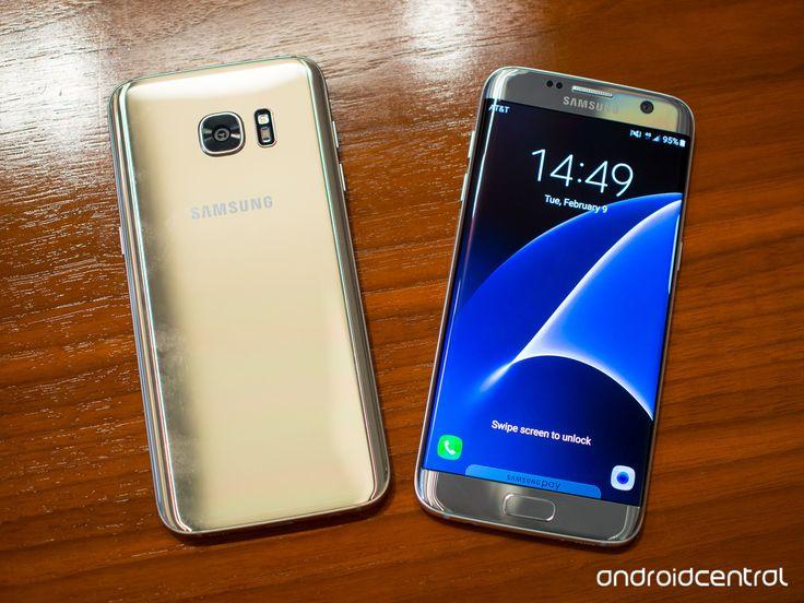 Samsung Galaxy S7 edge gold is mijn nieuwe smartphone per 30-6-2016