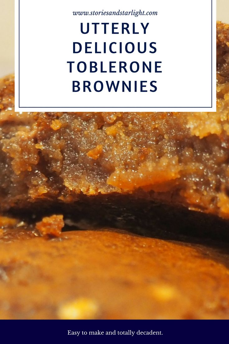 Do you just love toblerone? And brownies? Well, click through for the perfect utterly delicious toblerone brownies! Perfect for the whole family and a great make this holiday season!