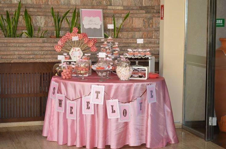 Foto: Opyxeyo Flowers/Decor/Prints/Candy Bar: Magenta Events Iasi 0765337158 www.magentaevents.ro #wedding #pink #brown #hydrangea