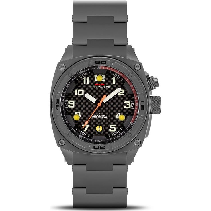 MTM Special Ops Titanium Falcon Watch | Gray