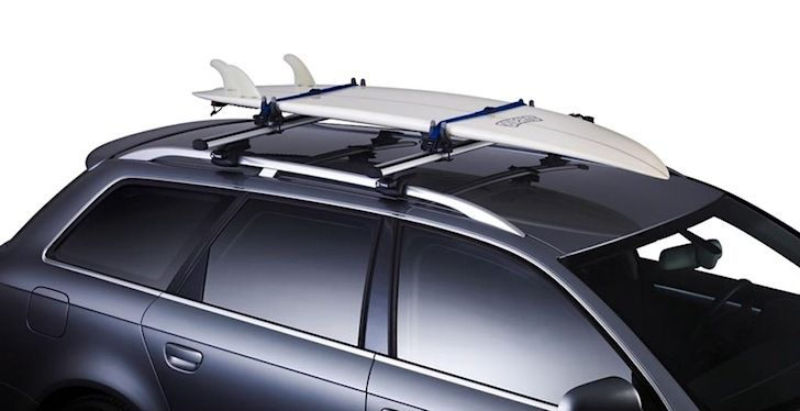 Surfboard car racks: protect your car and your boards