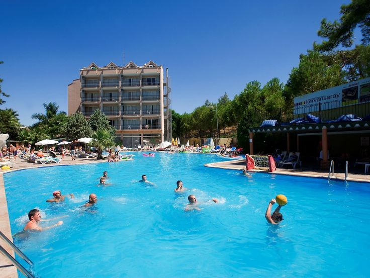Marmaris Kervansaray Marmaris Hotel Turkey, Europe Stop at Kervansaray Marmaris Hotel to discover the wonders of Marmaris. Featuring a complete list of amenities, guests will find their stay at the property a comfortable one. All the necessary facilities, including 24-hour front desk, facilities for disabled guests, express check-in/check-out, luggage storage, Wi-Fi in public areas, are at hand. Designed for comfort, selected guestrooms offer television LCD/plasma screen, air ...