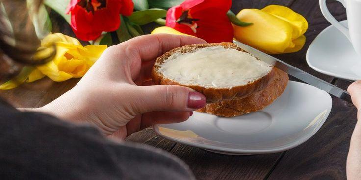 Αντικατάσταση 1 κ. γλυκού βούτυρο με μαλακή φυτική μαργαρίνη σχετίστηκε με 9% χαμηλότερο κίνδυνο εμφάνισης εμφράγματος μυοκαρδίου.