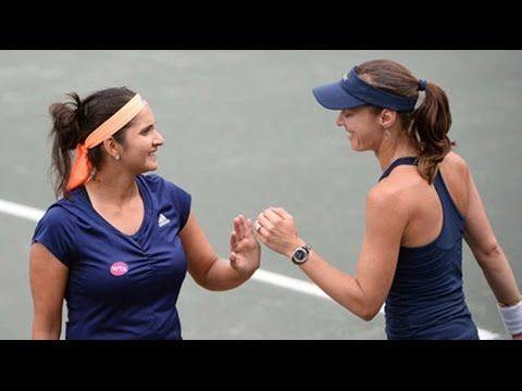 Australian open: Sania-Hinges Winning Start