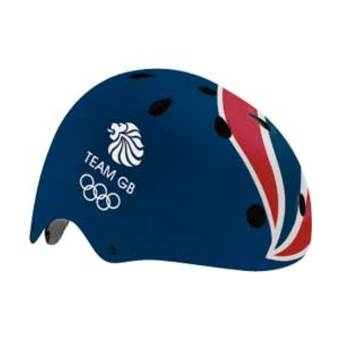 2012 Olympics Team GB BMX Ramp Bike Helmet