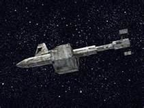 Botany Bay DY-100 Sleeper Ship from Star Trek: Space Seed (1966)
