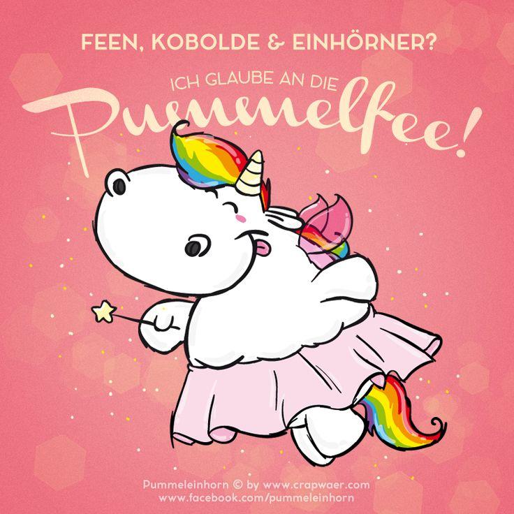 Pummeleinhorn / -fee