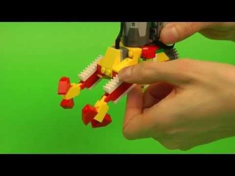Bathyscaphe LEGO WeDo