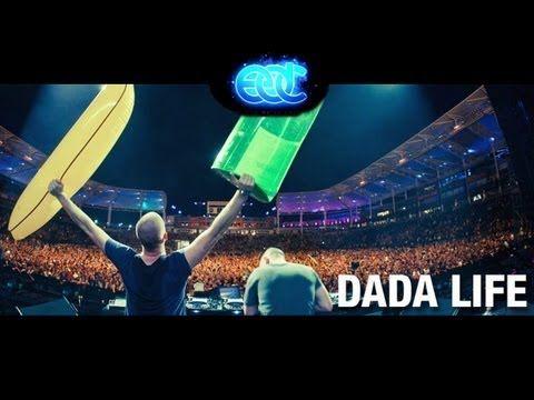 Dada Life - Live @ EDC 2013, Electric Daisy Carnival Las Vegas - 21.06.2013 - YouTube