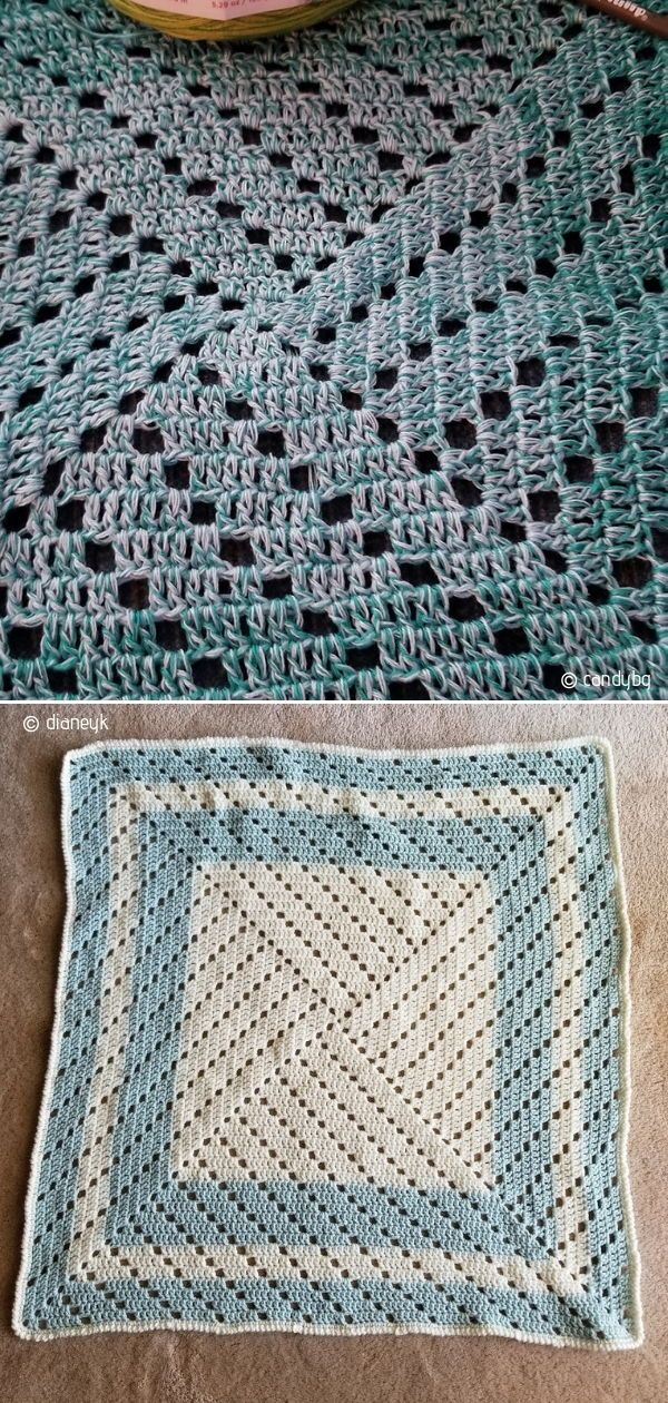Modern Filet Ideas Free Crochet Patterns | Crochet ...