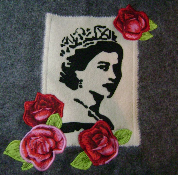 One of my Queenie cushion covers
