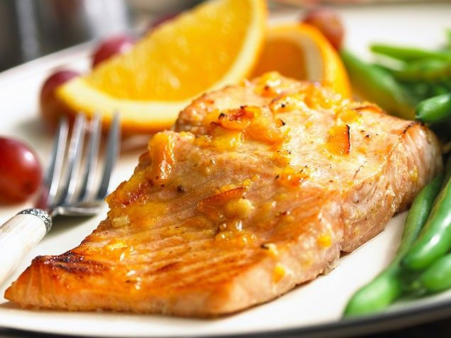 Oily Fish  May protect against: Advanced prostate cancer