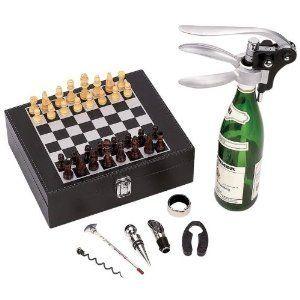 Wyndham Housetm Wine Opener Chess