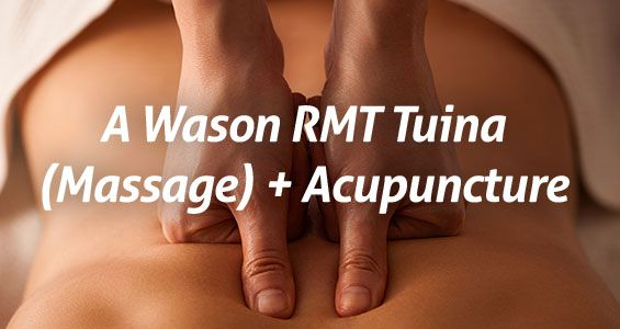 Healthsphere is pleased to welcome A Wason RMT Tuina (Massage)  & Acupuncture to the network! They are located in Barrie at 250 Dunlop Street West. Healthsphere members receive 15% off all services.