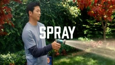 Spread, sprat and set your lawn this fall by saving 20 percent when you buy two Scotts fertilizers at Lowe's.- iSpot.tv