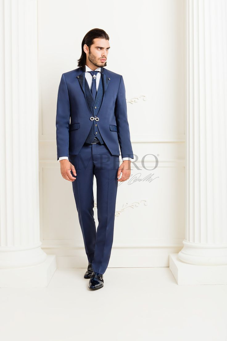 EG 3 BIS-16  #sposo #groom #suit #abito #wedding #matrimonio #nozze #blu #blue
