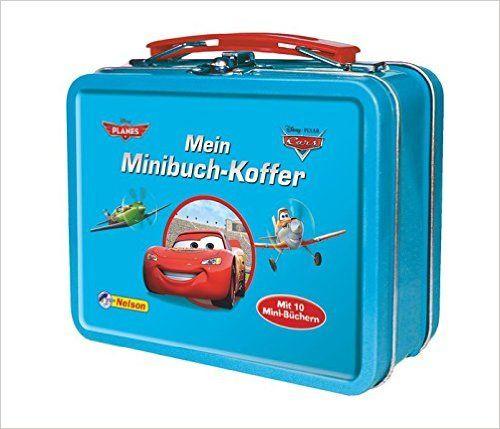 Mein Minibuch-Koffer: Disney Cars und Disney Planes: Mit 10 tollen Disney-Minibüchern: Amazon.de: Disney Enterprises  Inc.: Bücher