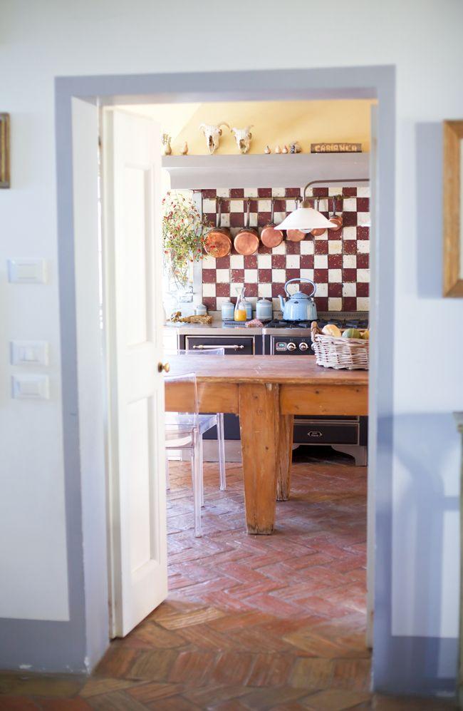 romantic kitchen # shabby chic kitchen # home decor # B&B Cà Bianca dell'Abbadessa Bologna Italy # www.cabiancadellabbadessa.it #