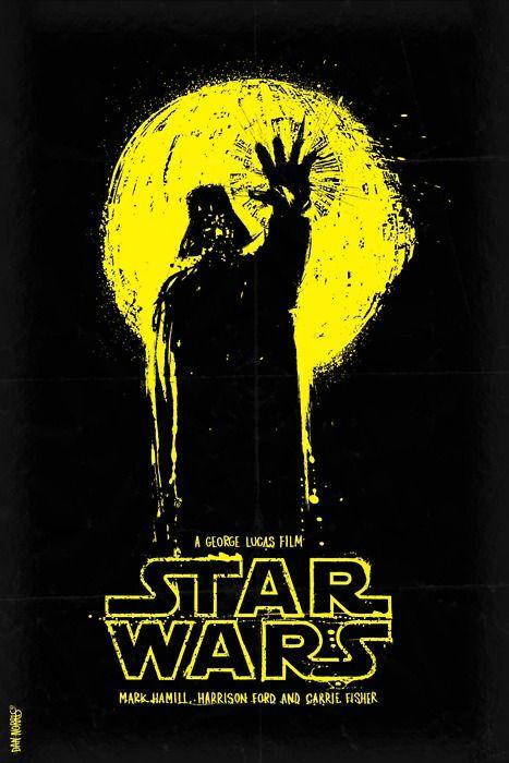 Star Wars By Daniel Norris