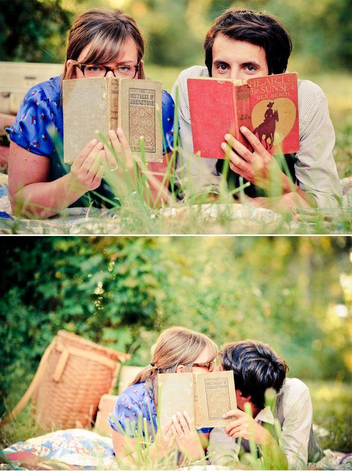 Picnic Engagement Photo Prop | Vintage Style Picnic Engagement Shoot Monday, April 11, 2011 ~ 11:14 a ...