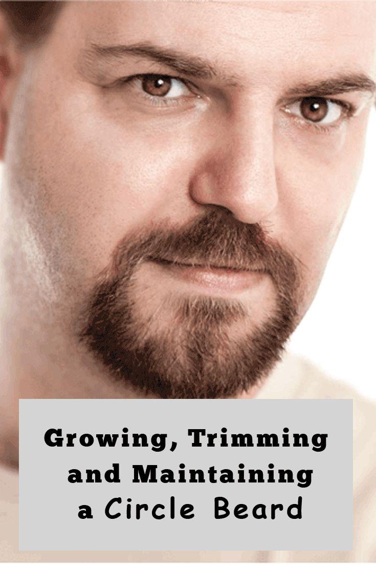 Know How to Grow, Trim and Maintain Circle Beard