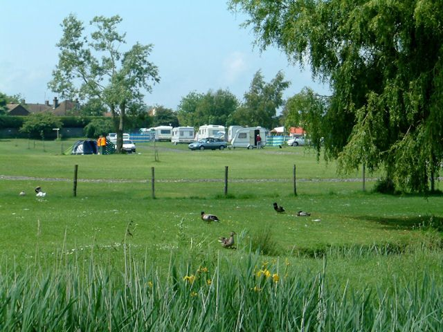 Fairfields Farm Caravan & Camping Park, Westham, Pevensey, East Sussex, England. Camping Holiday Accommodation in Britain. Travel Around About Britain.