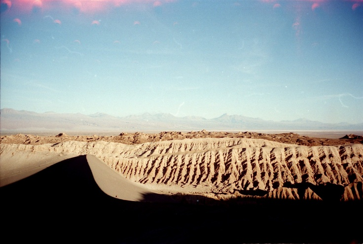 Atacama desert Valley of the Moon  B