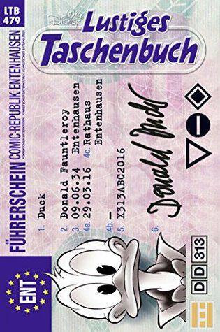Lustiges+Taschenbuch+Nr.+479:+Führerschein