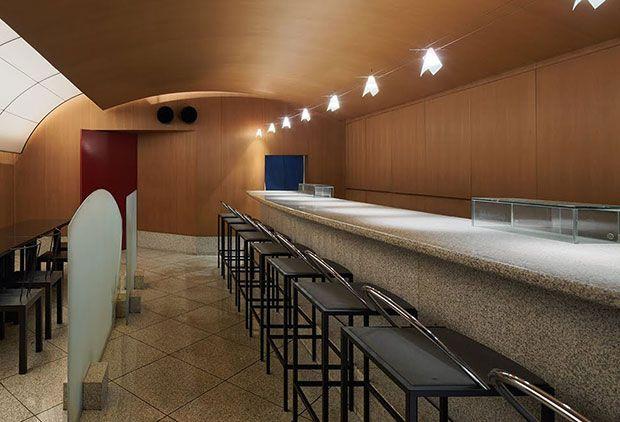 Restaurant Keuken Ontwerpen : Meer dan 1000 ideeën over Sushi Bar Design op Pinterest