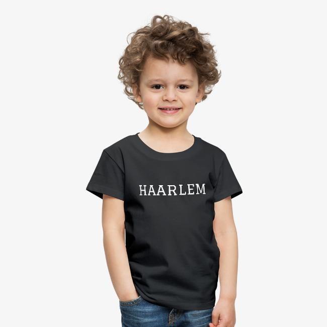 Kinderkleding Haarlem.Casual Collection Kinderen Premium T Shirt In 2019 Haarlem Shirt