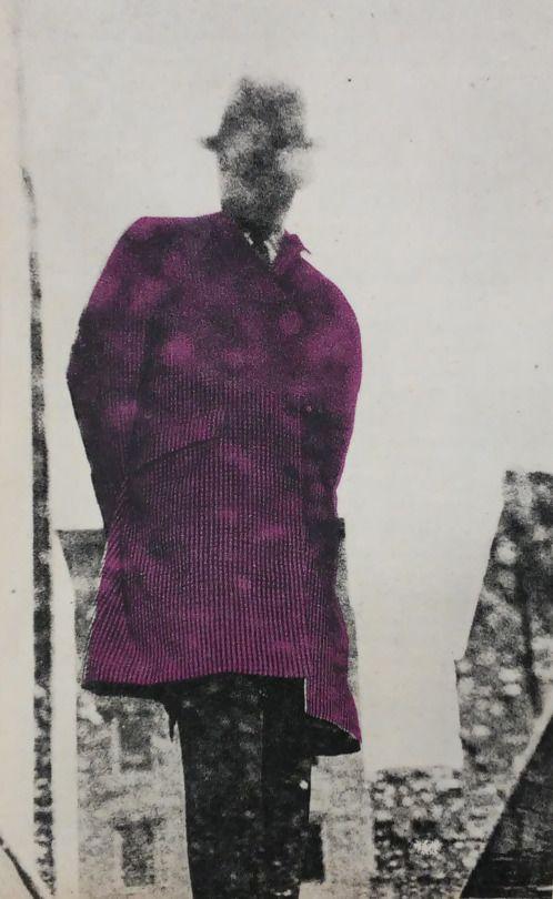 Photo from Polish lifestyle magazine Ty i Ja (You and me, nr 5, 1960). The magazine`s art director was Roman Cieślewicz.