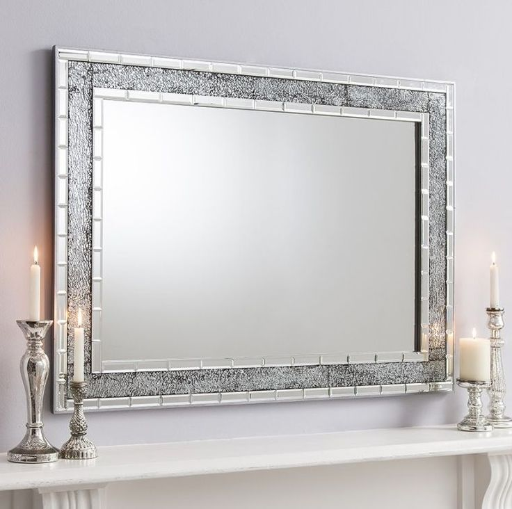 Gallery Direct Wardley Rectangle Mirror