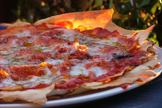 Pizza carrasau