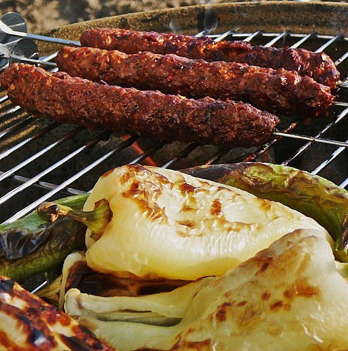 Adana Kebap Hackfleischspiesse Healthy Grilling Recipes Food
