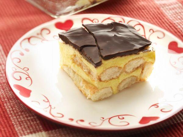 Puddingkoek met chocolade - Libelle Lekker!