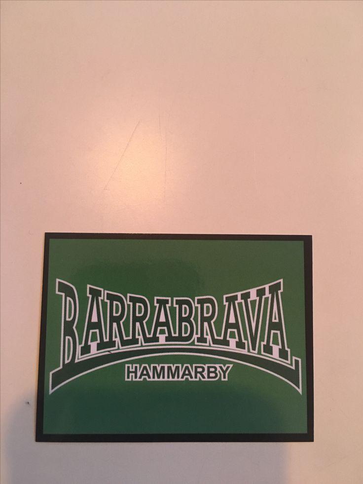 Barrabrava Hammarby