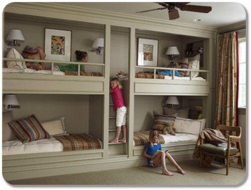 Resultado de imagem para kids double room