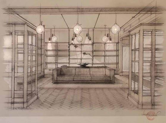 room sketch R