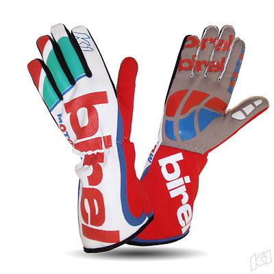 "K1 ""Factory Team"" Karting Gloves Kart Racing Safety Gloves by: K1 RaceGear"