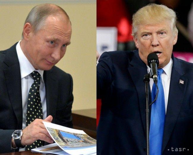 Ruský prezident Putin o Trumpovi: Je to inteligentný človek - Zahraničie - TERAZ.sk